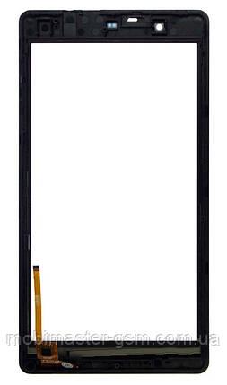 "Тачскрин Onda V702 7"" в рамке p/n: MB708M5 черный, фото 2"