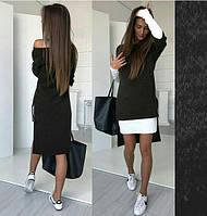 Женский костюм платье-двойка, фото 1