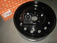 Диск колесный стальной 14Н2х5,0 ВАЗ 2110 черный (ДК) (2110-3101015-02)