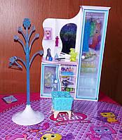 Кукольная мебель Глория Gloria 2809 Прихожая Мадам, шкаф, фото 1