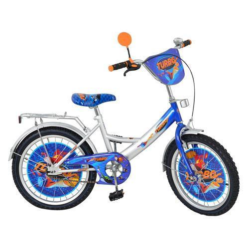 Детский двухколесный велосипед Profi P1648Т Турбо 16 дюймов