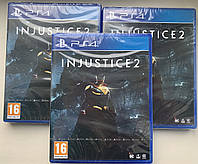Новый диск Injustice 2 (PS4)