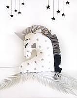 Детские подушки «Единорог»
