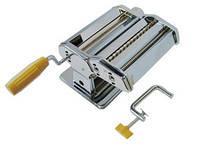 Машинка для раскатки теста с насадкой для лапшы