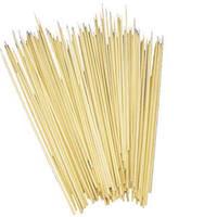 Палочки бамбуковые для шашлыка 200мм d=2,5мм 100шт/уп