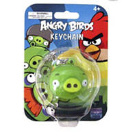 Брелок фигурный AngryBirds (свинка)
