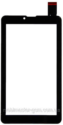 "Тачскрин Bravis NB76 3G 7"" p/n: HK070PG3328B-V01 черный, фото 2"