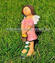 Садовая фигура Фея садовая малая, фото 2