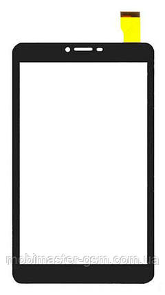"Тачскрин 2D Nomi C070011 Corsa 2 7"" p/n: ZYD070-268 V02 черный, фото 2"