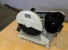 FDB Maschinen GYQ 400 HP / 380 с колесами пила монтажная с абразивным диском отрезной станок фдб машинен, фото 3