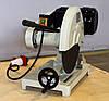 FDB Maschinen GYQ 400 HP / 380 с колесами пила монтажная с абразивным диском отрезной станок фдб машинен, фото 2