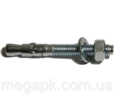 Анкер клиновой М6х80мм