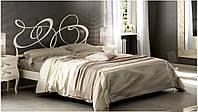 Кованая кровать GHIRIGORI двухспальная, без изножья. К2005