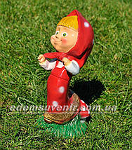 Садовая фигура Маша, фото 2