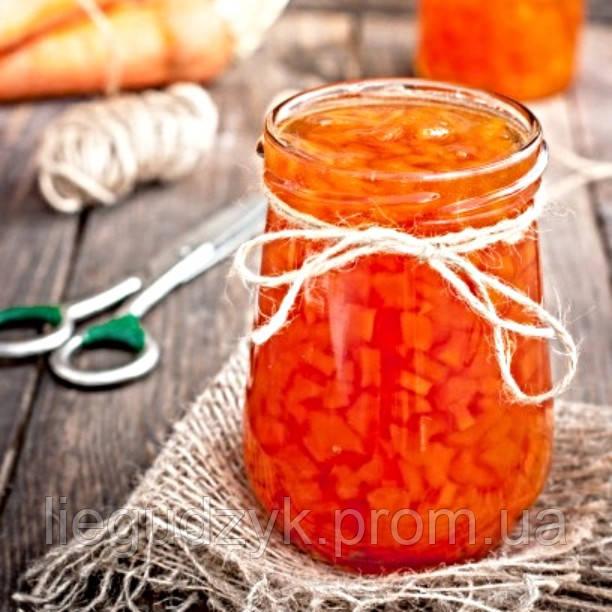 Варення морквяне [цитрусово-овочеве]