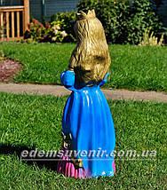 Садовая фигура Принцесса, фото 3