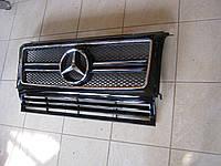 Решетка радиатора на Mercedes G-Сlass W463 AMG, фото 1
