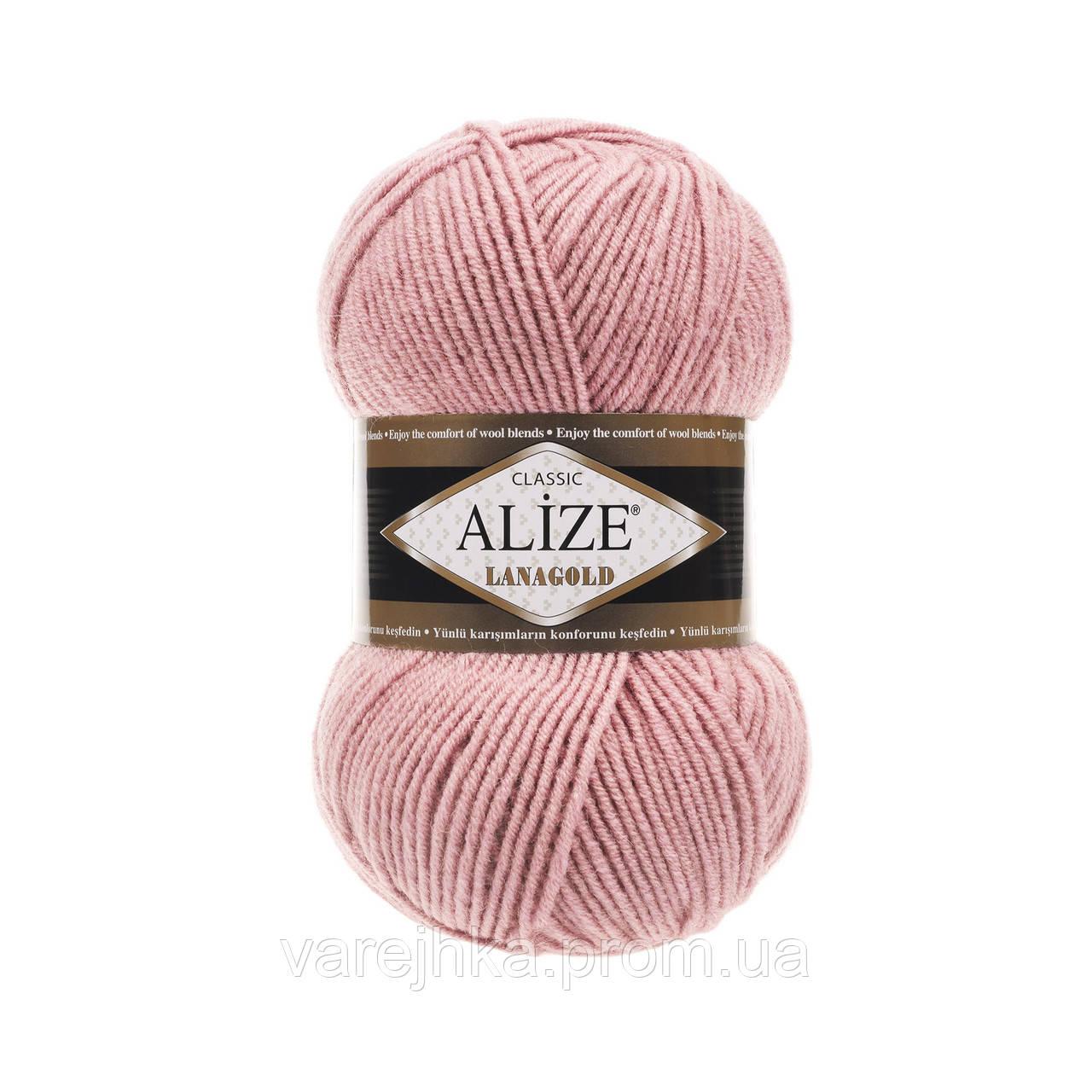 Вязание из alize lanagold