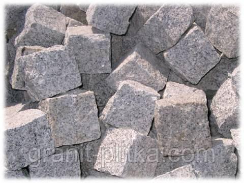 Гранітна бруківка, гранітна плитка тротуарна