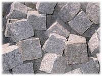 Гранитная брусчатка, гранитная плитка тротуарная