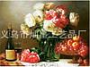 """Алмазна техніка """"Святковий стіл з квітами"""" (набір для творчості)"""