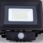 Светодиодный прожектор S4 SMD 30W Slim с сенсором движения