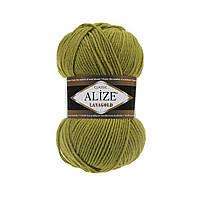 Пряжа для вязания Alize Lanagold 193 фисташковый (Ализе Лана голд)