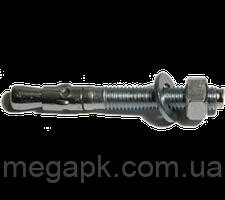 Анкер клиновий М16х100мм