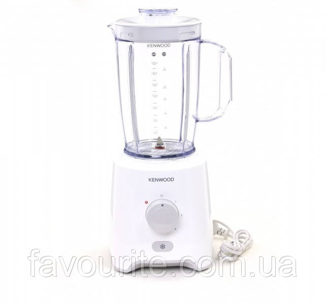 Блендер Kenwood BLP 402 White (F00110601)