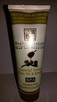 Интенсивный крем для тела на основе оливкового масла и меда Health and Beauty