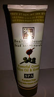 Интенсивный крем для тела на основе оливкового масла и меда Health and Beauty 180 ml