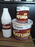 Масло для защиты полков бани и сауны Teknos 1 л, фото 2