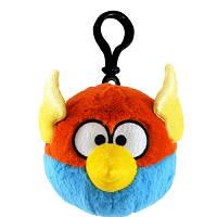 Игрушка-подвеска на рюкзак AngryBirds SPACE (птичка синяя,8см)