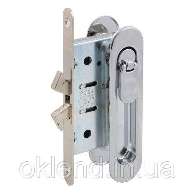 Ручка на раздв дверь+механизм вж AGB KIT C