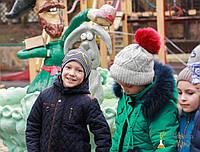 Детские аниматоры в Киеве. Квест на природе от Склянка мрiй