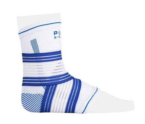 Голеностоп Power System Ankle Support Pro PS-6009 Blue/White, фото 2
