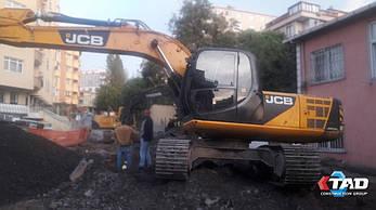 Гусеничний екскаватор JCB JS 200LC (2012 р), фото 2