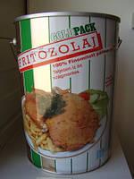 Фритюрное масло пальмовое Gold Pack 20л/канистра