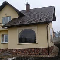 Мягкие окна ПВХ с метало-каркасом