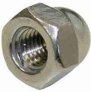 Гайка колпачковая DIN5187 М3 нержавеющая сталь А2