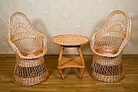 """Набор мебели из лозы от производителя """"Original"""""""