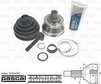 Наружный ШРУС левый/правый (33z/27z/53mm; ABS:45) AUDI A4, A6; SKODA SUPERB I; VW BORA, GOLF IV, PASSAT 1.9D