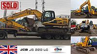 Мы уже отгрузили гусеничный экскаватор JCB JS 220 LC 2007 года выпуска новому владельцу!  Тоже хотите купить JCB JS 220 LC?