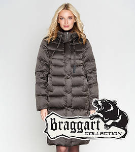 Braggart Angel's Woman 29775 | Зимний женский воздуховик капучино