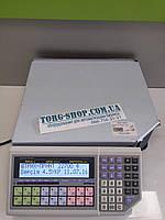Весы с чекопечатью Штрих-Принт Ф1 фасовочные (Ethernet)