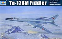 TU-128 M Fiddler 1/72 Trumpeter 01687 , фото 1