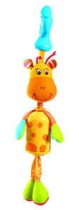 Погремушка подвеска Малыш Жираф Tiny Love звоночек 1109000458