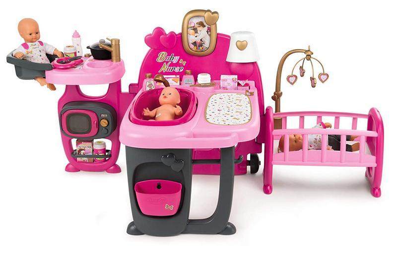 Центр для ухода за куклой Smoby Baby Nurse. (220327)