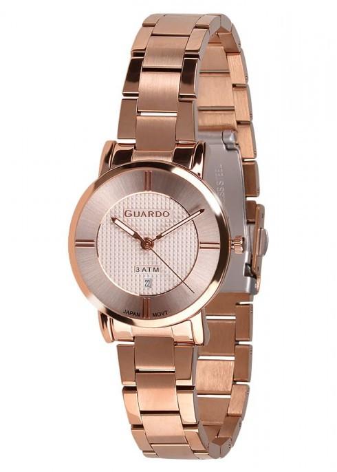 Женские наручные часы Guardo P11688(m) RgW