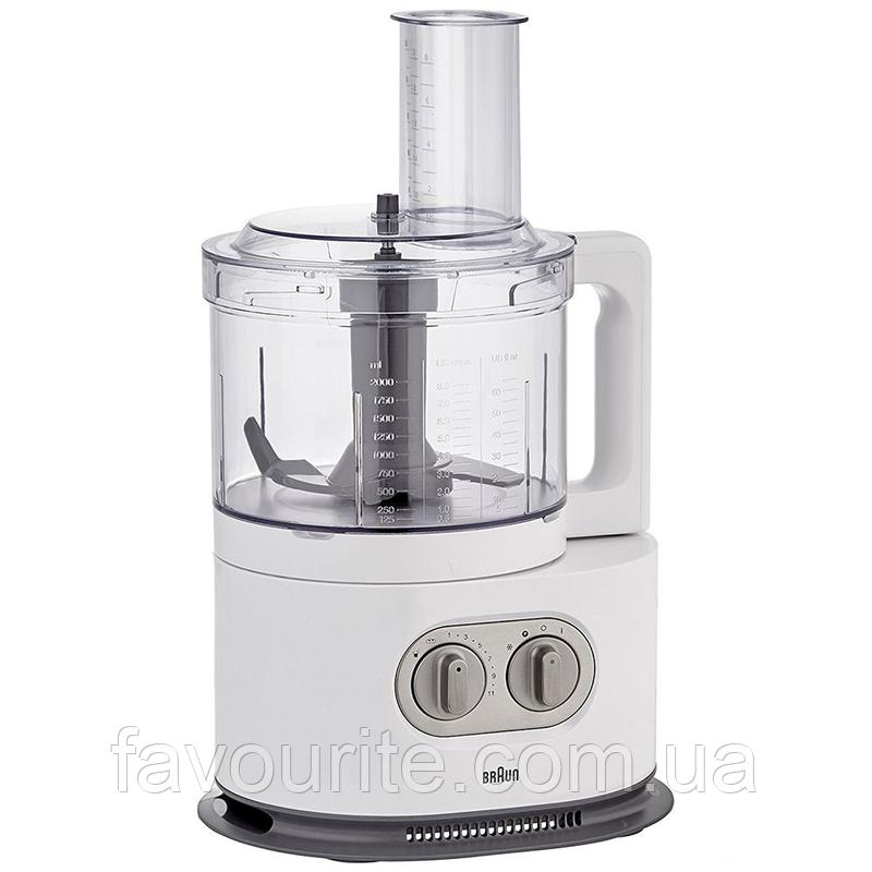 Кухонный комбайн BRAUN FP 5150 White